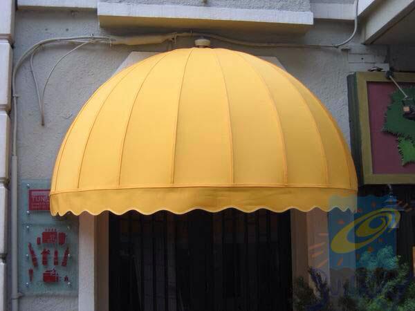 sabit dekoratif tente model 2